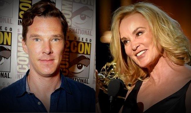 Emmy Awards 2014: Benedict Cumberbatch and Jessica Lange ...  Emmy Awards 201...