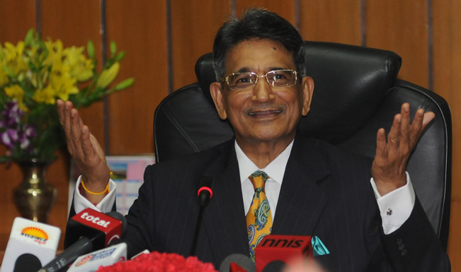 Chief Justice of India Rajendra Mal Lodha