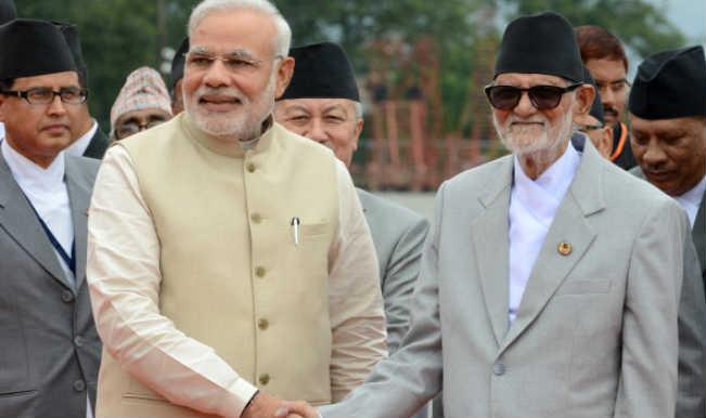 Narendra Modi's visit a symbolic new start: Nepali Daily