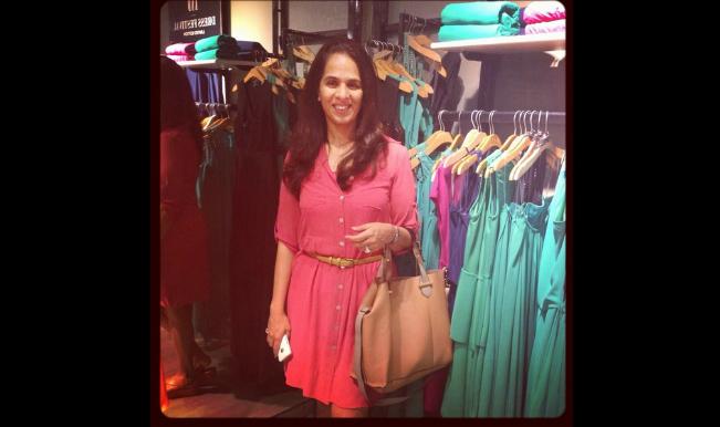 Lakme Fashion Week: Anita Dongre showcases her India modern fashion line