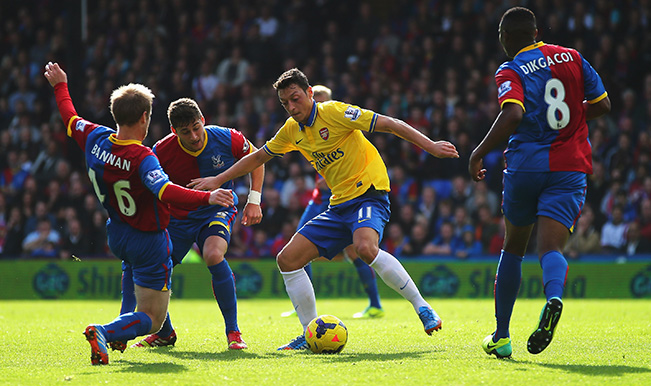 Barclays Premier League 2014-15 Team Preview: Arsenal & Crystal Palace in EPL 2014
