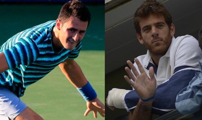Bernard-Tomic-of-Australia---Argentine-tennis-player-Juan-Martin-Del-Potro