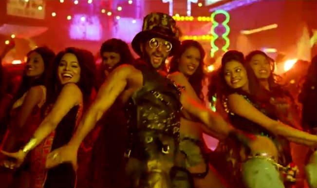 Ranveer Singh disappoints with Manchurian Rap as Ranveer Ching!
