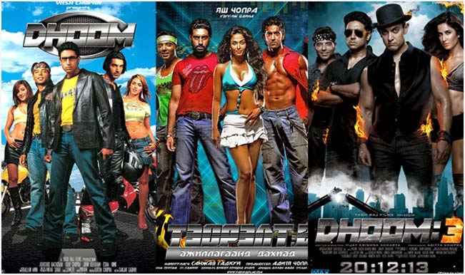 Dhoom 4 release date in Melbourne