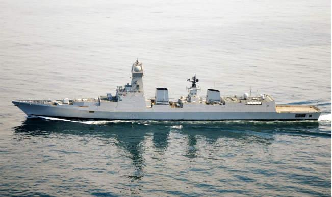 INS kolkata destroyer of Indian navy