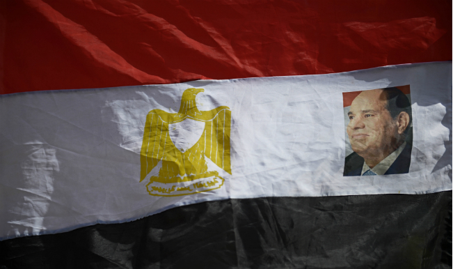 Egypt bars Human Right Watch executives