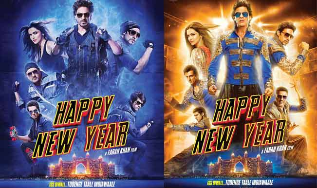 Happy New Year Movie Poster 13