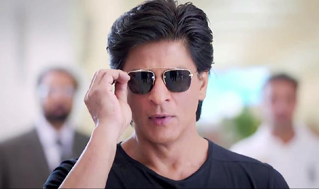 Shah Rukh Khan S 5 Stylish Looks In Happy New Year Trailer India Com