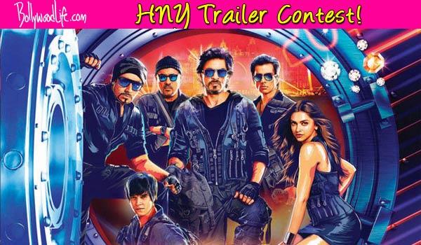 Watch HAPPY NEW YEAR Hindi Movie 2014 - Shahrukh Khan