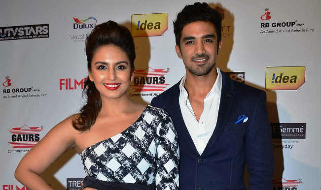 Huma Qureshi and Shaqib Saleem