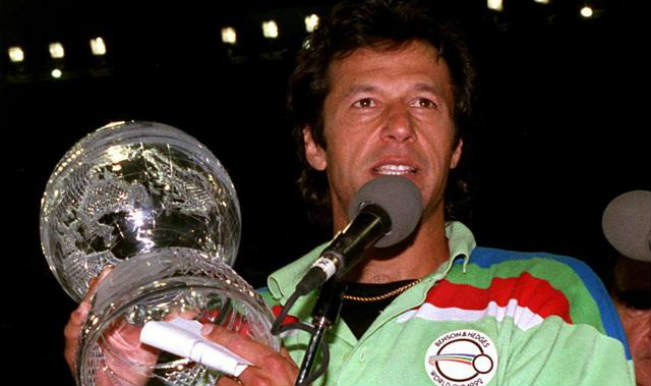 Imran Khan World Cup 1992
