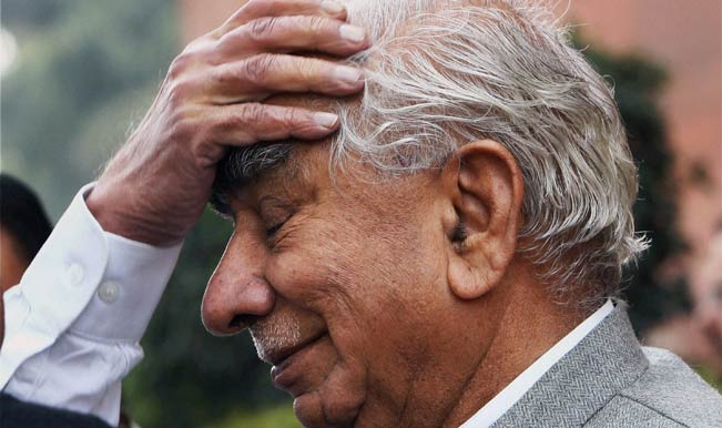 Jaswant Singh in critical condition after head injury; PM speaks to family