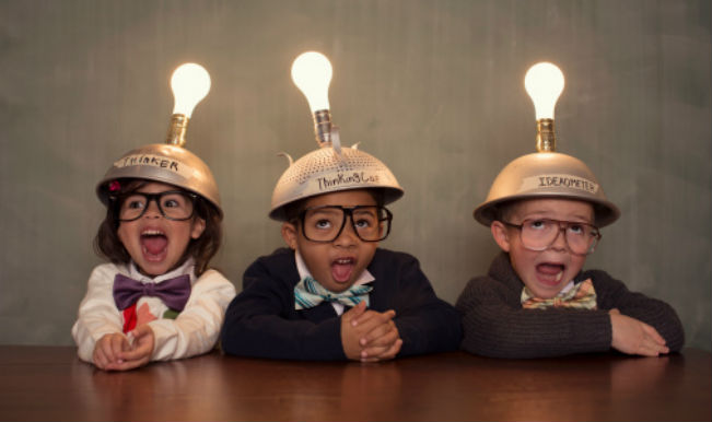 kids brain