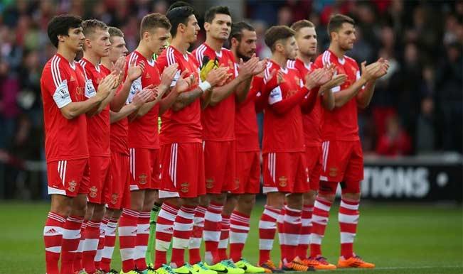 Southampton EPL Team 2014