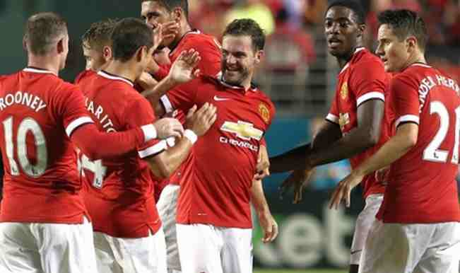 Manchester United vs Liverpool International Champions Cup 2014 Final: Man United beats old rivals Liverpool