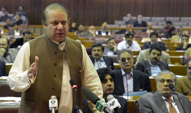 Nawaz Sharif regrets Pakistan's bad relations with India