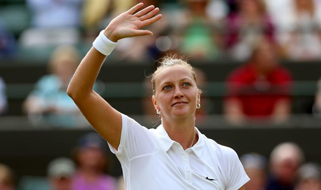 Petra Kvitova, Sharapova ousted at Montreal tennis