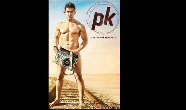 Aamir Khan's 'PK' poster leaves fans, friends guessing