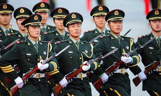 Image result for people's liberation army