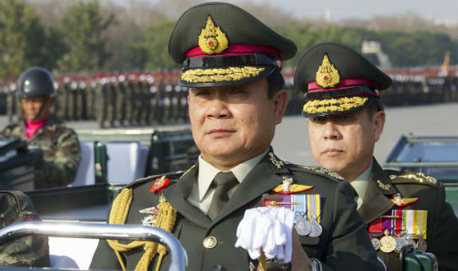 Thai military chief Prayuth Chan-ocha royally endorsed as interim Prime Minister