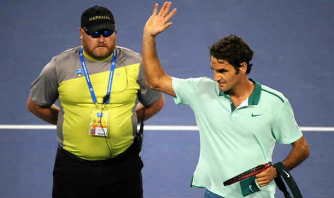 Roger Federer_Cincinnati Masters