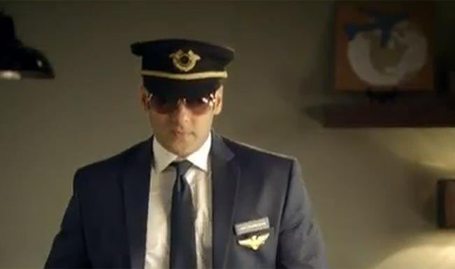 Bigg Boss 8 teaser: Salman Khan impresses in a pilot's avatar