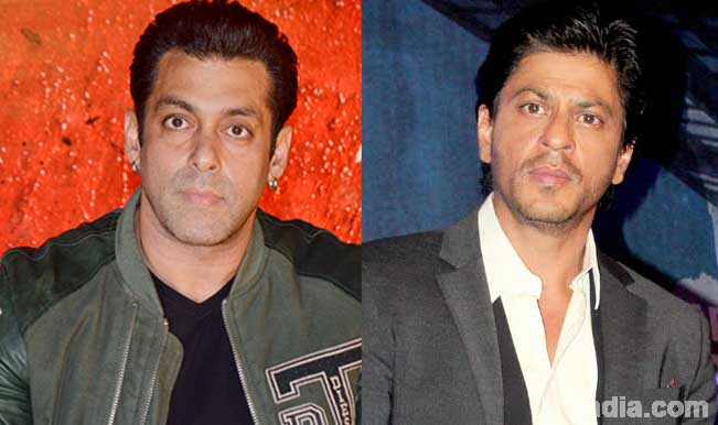 Salman Khan: I don't have problem with Shah Rukh Khan being the king!