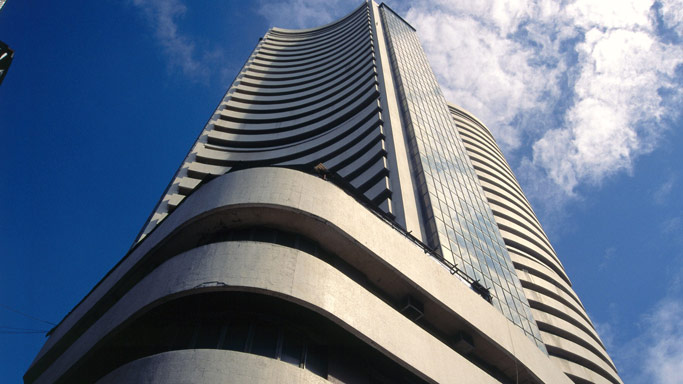 Sensex tumbles over 187 pts on capital outflows, global cues