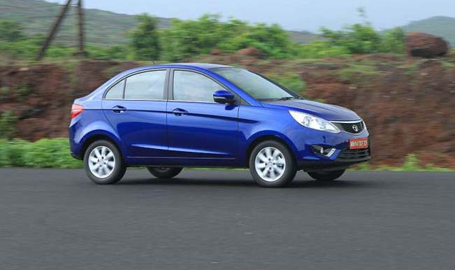 Tata Motors launches Zest for Rs 4.64 lakh onwards
