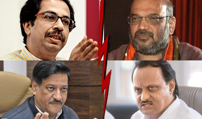Maharashtra Assembly Elections 2014: The BJP-Shiv Sena and Congress-NCP alliance will not break... Here's why