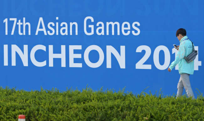 17th Incheon Asian Games 2014