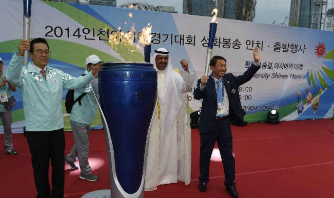 Asian Games Torch