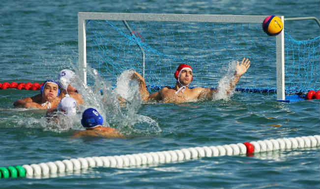 Asian Games Water Polo