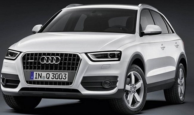 Audi Q3 Dynamic SUV launched with Rs 38.40 lakh price in India ...