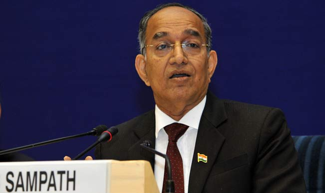 Paid news should attract disqualification: Central Election Commissioner VS Sampath
