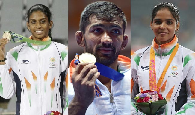 Day 9 Medalist on Asian Games 2014