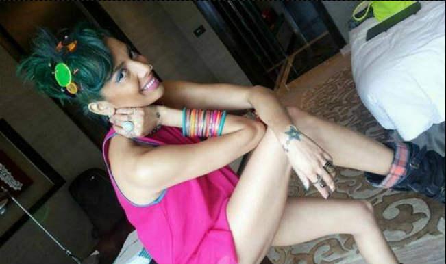 Diandra Soares: Bigg Boss Season 8 Confirmed Contestant Diandra Soares Enters the BB 8 House