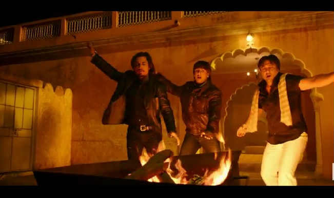Kill Dill Title Track: Killers Govinda, Ranveer Singh and Ali Zafar groove to this crazy number