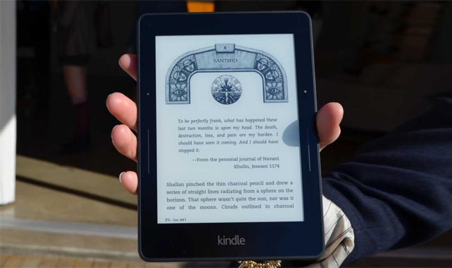 Amazon Kindle Voyage: 11 things to know about the powerful ...