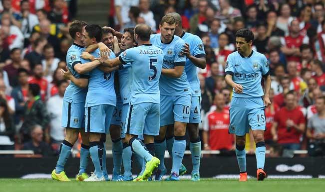 Manchester City Vs Chelsea, Barclays Premier League 2014