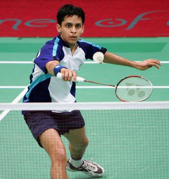 Parupalli Kashyap Profile: Indian Badminton Player ... Badminton Player Pairs Of India