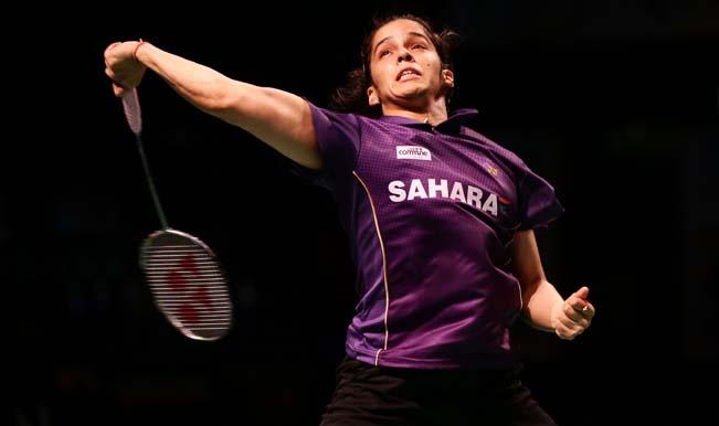 Saina Nehwal considers PV Sindhu as a serious rival