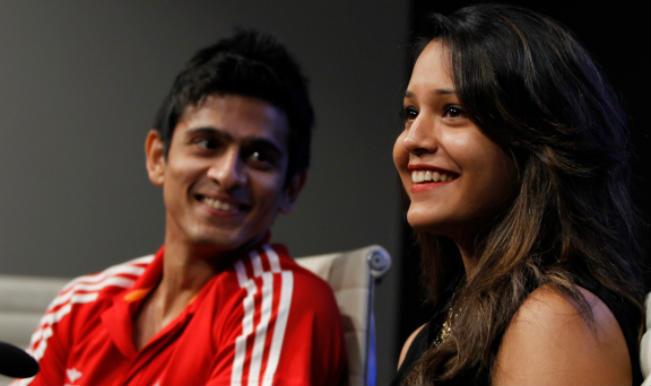 Saurav Ghosal and Dipika Pallikal