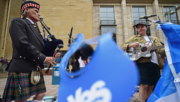 Scotland Referendum: Effects of dividing United Kingdom