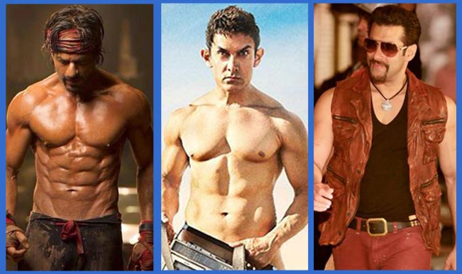 Shah Rukh Khan, Aamir Khan and Salman Khan: Who's got the most ...
