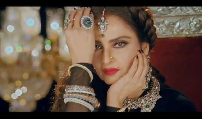 Super Nani trailer: Rekha makes an all transformed grand comeback