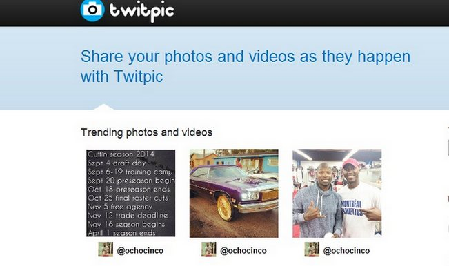 Twitpic to shut down on September 25 – save your photos now!