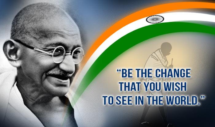 Essay Of Mahatma Gandhi