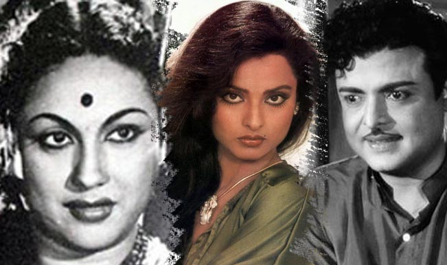 Rekha Is Actor Gemini Ganesan And Actress Pushpavalli S: Rekha 62nd Birthday Special: What You Should Know About
