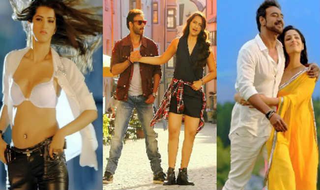 Action Jackson Trailer: Ajay Devgn and Sonakshi Sinha look promising in the Prabhu Dheva's next